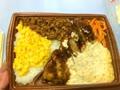 そぼろ御飯とチキン南蛮弁当